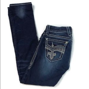 Rock Revival Stella Straight Jeans